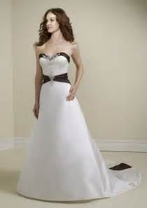 simple colored wedding dresses assortment of wedding dresses in black white color