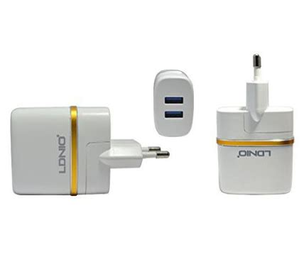 Wall Charger Ldnio 2a 2port Ac56 لیست قیمت ldnio dl ac56 adaptor ترب
