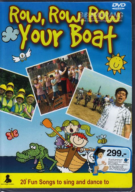 row row your boat dvd click for larger image and over views