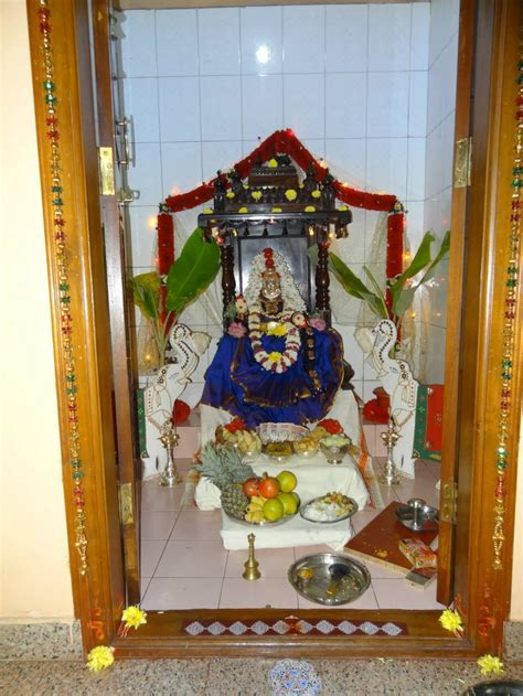 Decoration Of Lakshmi Pooja by 34 Best Images About Puja Deco On Floral