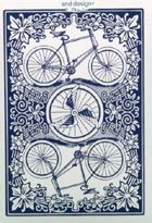 bicycle card back template bicycle cards