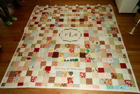 Wedding Quilt Ideas by 14 Best Signature Quilt Ideas Images On