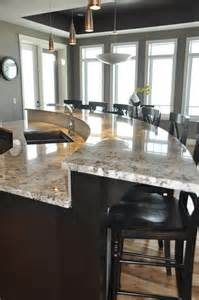 curved kitchen islands curved raised bar pictures photos and images for