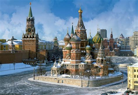 jigsaw puzzle st basils cathedral  pieces educa