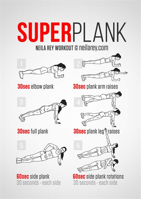 get 6 pack abs fast with these 15 no equipment workout