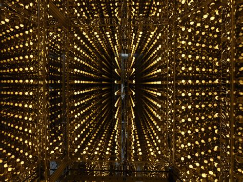 room of mirrors new york s attraction will trap you in a room of infinite mirrors huffpost