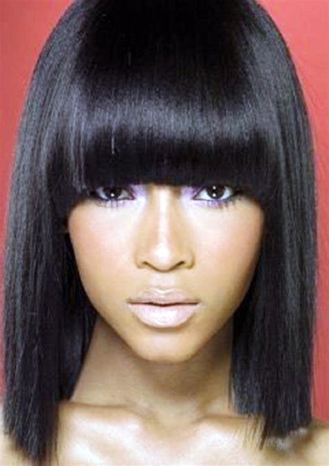 black people short hairstyles with bangs black top 9 fascinating black hairstyles with chinese bangs