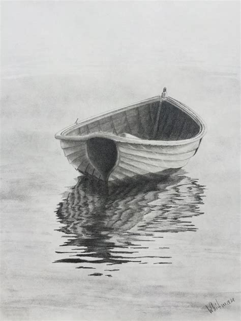 boat drawing ideas drawn oat pencil sketch pencil and in color drawn oat