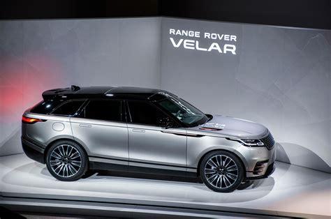 2018 range rover velar price 2018 land rover range rover velar first look