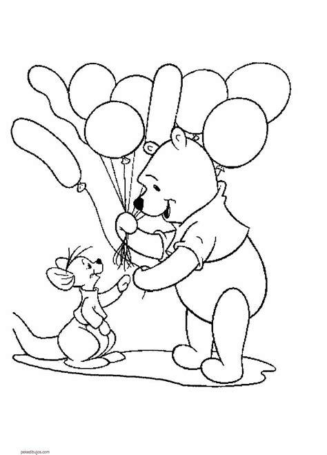 dibujos para pintar winnie pooh dibujos de winnie de pooh para colorear