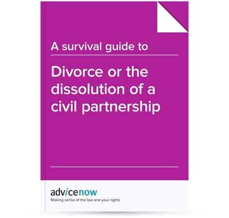 help my is a survival guide for of books a survival guide to divorce or dissolution of a civil