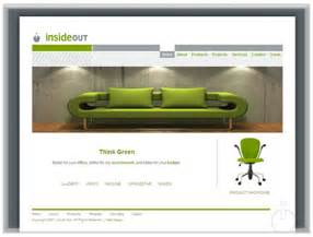 Professional Interior Design Websites interior decorator office web site design