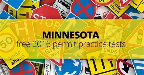 minnesota test free minnesota dmv permit practice test mn 2016