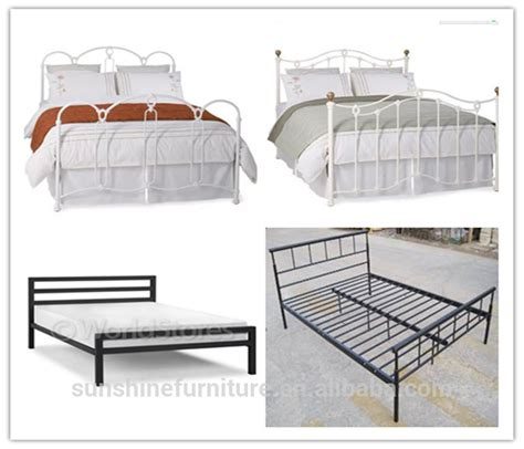 Cheap Hotel Home Queen Full Twin Single Sofa Metal Bed Cheap Metal Sofa Beds