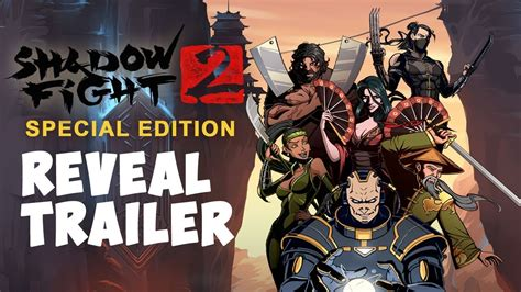 Special Edition 2 shadow fight 2 special edition reveal trailer