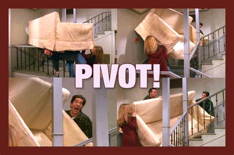 friends couch pivot what s your favorite quot friends quot episode weddingbee