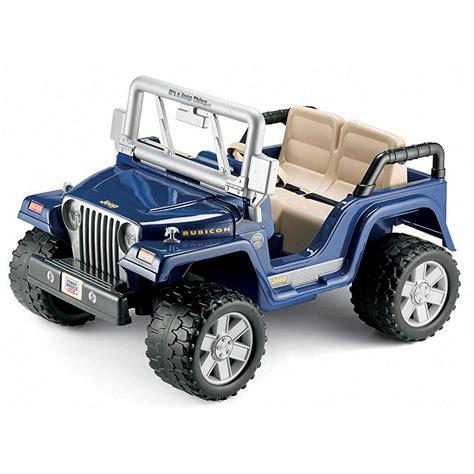 wheels motorized jeep power wheels jeep rubicon motorized cars for autos
