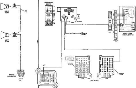 Wrg 5461 84 Chevy K20 Fuse Box