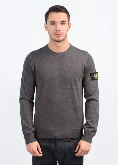 Hoodie Jumper Rebel8 Grey island thin sweater grey