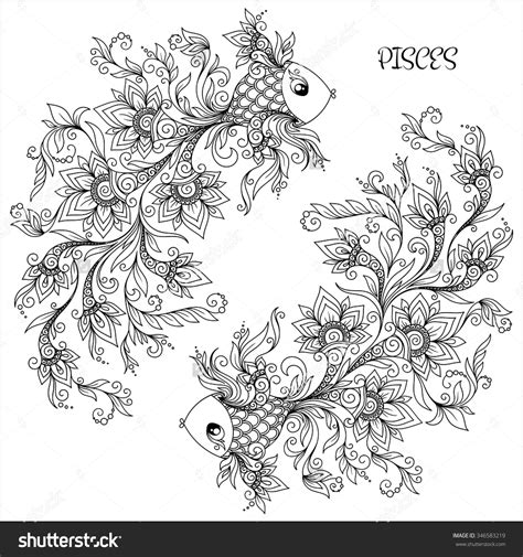 Free Zodiac Coloring Pages For Adults Printable Templates The Art Jinni Colouring Templates For Adults
