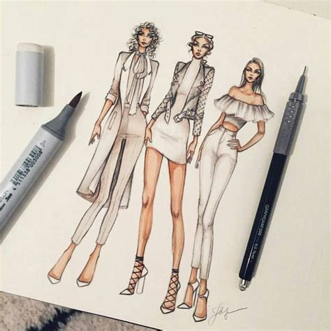 fashion design best 25 fashion sketches ideas on fashion