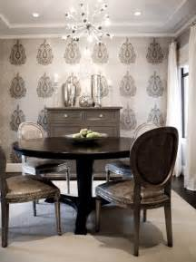 Small Dining Room Decorating Ideas by Dining Room Designs For Small Spaces With Chic Decoration