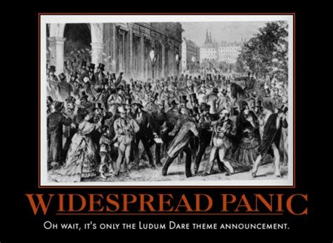 Widespread Panic Meme - widespread panic ludum dare
