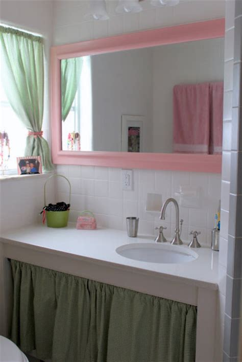 pink and green bathroom pink and green bathroom eclectic bathroom other metro