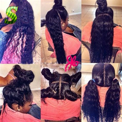sew in hair weaves pictures for white people lace front wigs brazilian hair wigs for black women