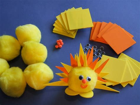 Littlecraftybugs Co Uk Summer Themed Craft Ideas For
