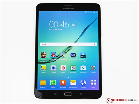 Samsung Galaxy Tab S2 8 0 Lte samsung galaxy tab s2 8 0 lte tablet review notebookcheck net reviews