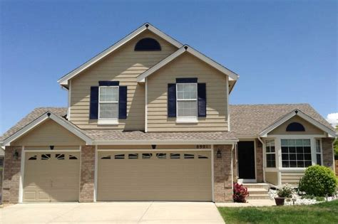 exterior colors for houses exterior house painting in littleton colorado sherwin