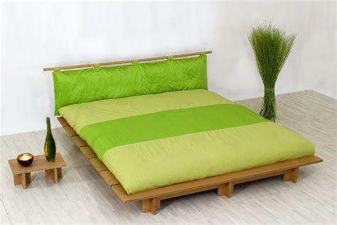 da letto giapponese letto giapponese shibai vivere zen