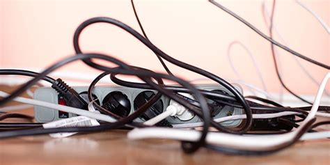 4 tips for organizing wires in your home