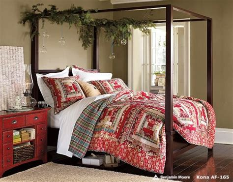 christmas bedroom decorating ideas cute christmas bedroom