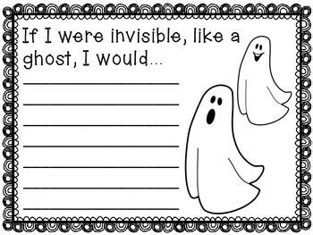halloween writing themes 34 best halloween writing projects images on pinterest