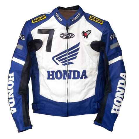blue motorbike jacket new honda joe rocket blue motorcycle leather jacket