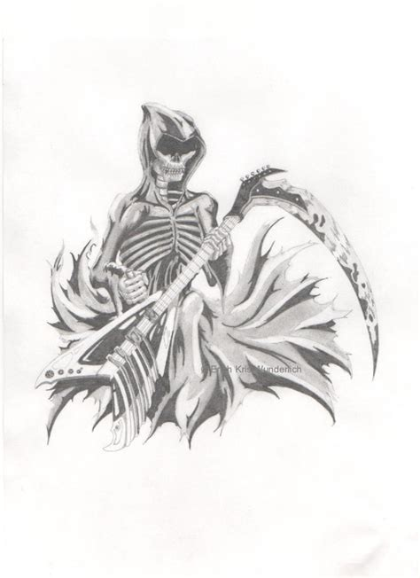 death metal tattoo designs metal by bsh33 on deviantart