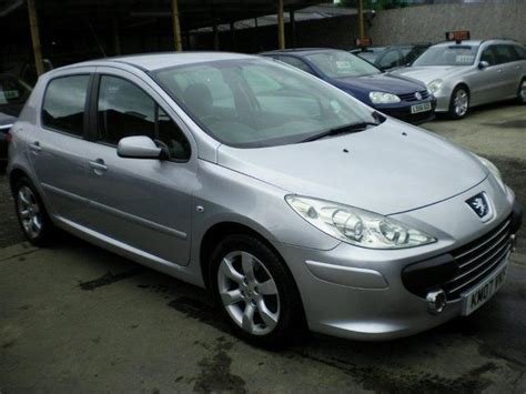 peugeot automatic for sale used peugeot 307 2007 petrol 1 6 s 5dr auto full hatchback
