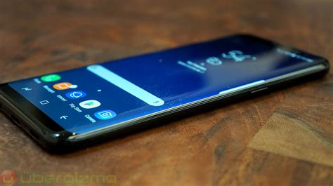 samsung galaxy s8 review ubergizmo