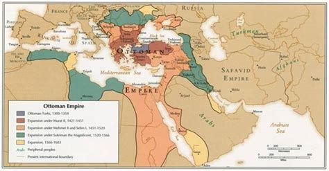 ottoman empire borders 9 maps that show how iraq s borders have changed