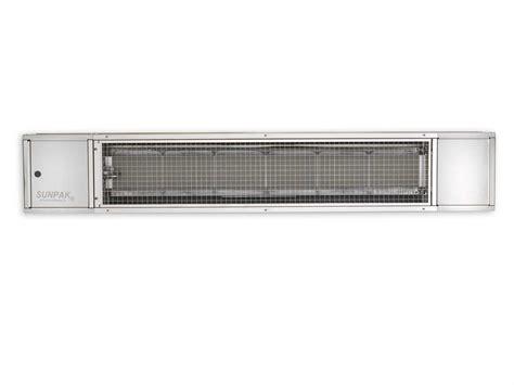 Sunpak S25s Stainless Steel Infrared Outdoor Heater S25s Sunpak Patio Heaters
