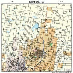 map of edinburg edinburg map 4822660