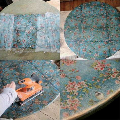 Decoupage Tutorial Wood - best 25 napkin decoupage ideas on decoupage