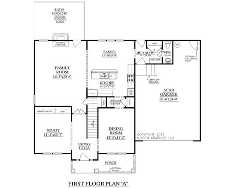 850 Sq Ft Floor Plan by Southern Heritage Home Designs House Plan 2304 A The