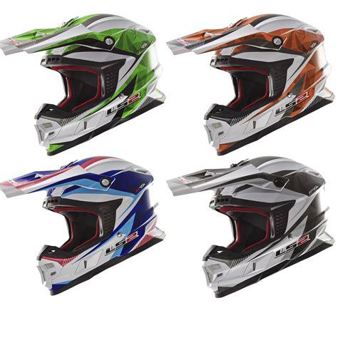 ls2 motocross ls2 mx456 light quartz motocross helmet motocross
