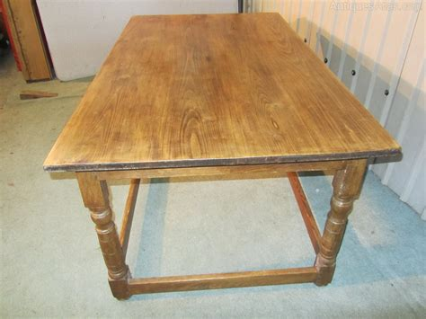 Walnut Kitchen Table by Walnut Farmhouse Kitchen Table Antiques Atlas
