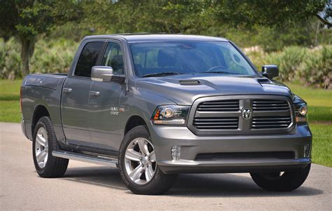 Ram 1500 Sport Review by Review 2013 Ram 1500 Sport Crew Cab 4x4