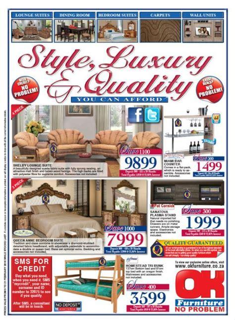 oklahoma upholstery ok furniture specials specials catalogue 09 feb 2016 21