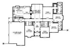 luxury ranch floor plans eleanor luxury ranch home plan 051d 0048 house plans and